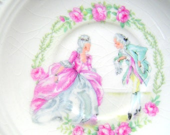 Antique Vintage Plate