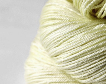 Molded kefir OOAK - Merino/Silk Fingering Yarn Superwash