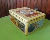 Vintage Post Grape Nuts Cereal Replica Anniversary Tin