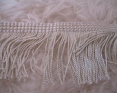 1940's Vintage Fringe Trim, Flapper Dress, 21 Yards Seamstress Delight