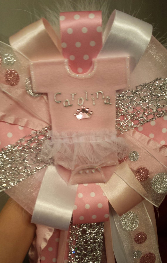 items similar to baby shower custom made corsage