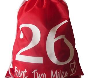 26.2 Bag for runners - running backpack - running accessories - running gear