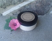 8 oz Pink Grapefruit  and Tea Tree Foaming Whipped Sugar scrub