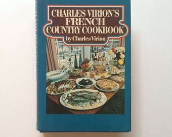 Vintage French Country Cookbook 1970s