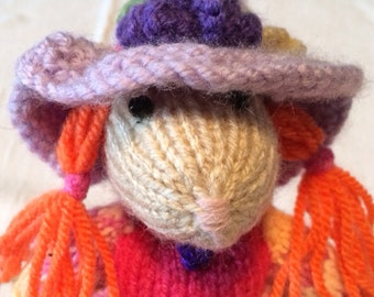 Hippy Mice: Ginger Sue