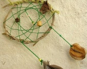 Baby crib mobile - baby mobile autumn bliss dream catcher