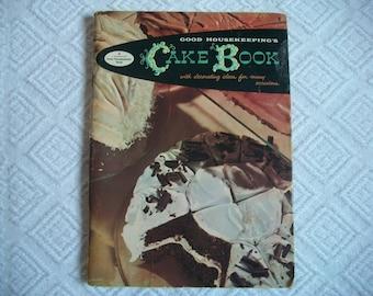 Vintage Cake Book, Good Housekeeping