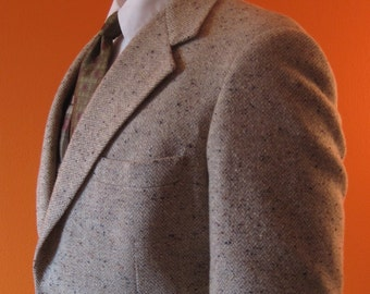 Flecked Tweed Jacket sz 40