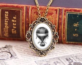 Balloon - Victorian Necklace