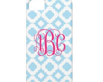Personalized iPhone 6 Monogram Case- Personalized iPhone Case, Monogrammed iPhone 6s Case, Monogram iPhone Case, Custom iPhone Case