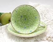 Rosina Chintz Tea Cup and Saucer Teacup -  Bone China 11480