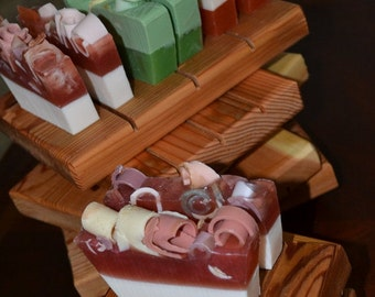 Soap 12 Bars Your Choice Organic Soap All Natural Soap