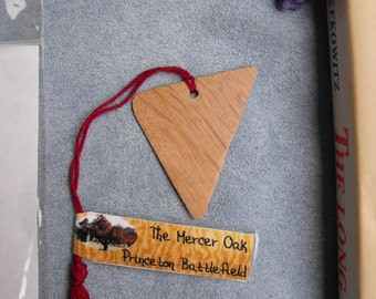 Mercer Oak  Bookmark