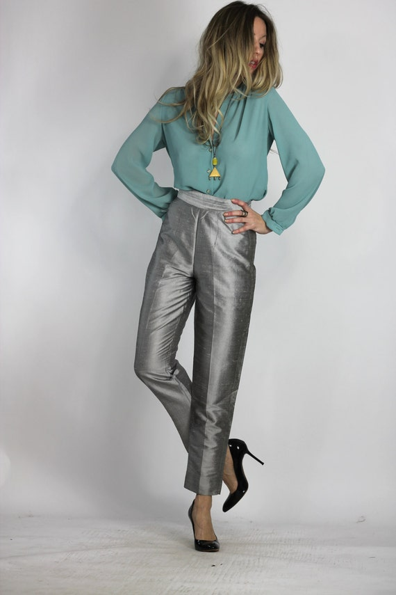 Find great deals on eBay for womens silver pants. Shop with confidence. Skip to main content. eBay: Shop by category. Shop by category. Enter your search keyword Seven 7 express womens Size 27 silver satin zippered club pants. Express · 27 in. $ or Best Offer +$ shipping. Free Returns.