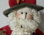 Santa Doll  - Sir Jolly With Lantern