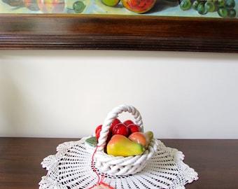 Capidomonte Bowl of Cherries