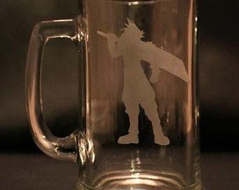 Cloud - Final Fantasy 7 Mug