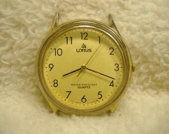Vintage 1970s Lorus Quartz Watch