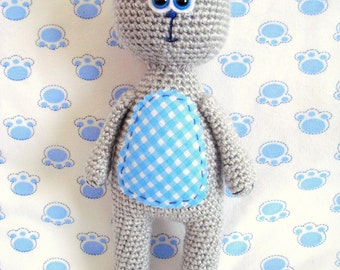 Pattern, Amigurumi Pattern, Amigurumi Toy, Teddy Bear, Animal Pattern Crochet, Amigurumi Teddy Bear