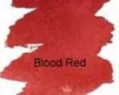 Peerless Transparent Watercolor Sheet - Blood Red