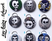 Bottle Opener KeyChains by Lupe Flores