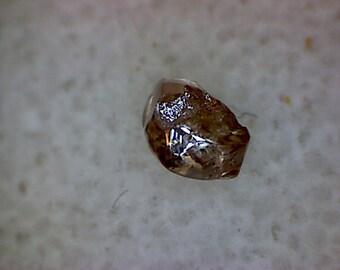 Beautiful Purple Diamond crystal