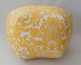 "24"" Ottoman Pouf Floor Pillow Amsterdam"
