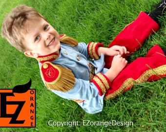 Prince Charming - Halloween Costume for toddler - any T size - MADE TO ORDER