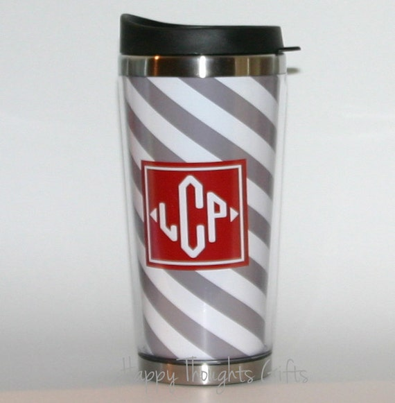 items similar to travel coffee tumbler men 39 s coffee mug