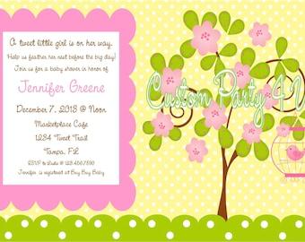 Spring Time Invitation