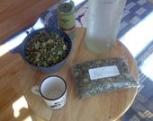 Organic Moringa Leaf Sun Tea