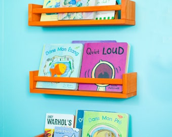 kid bookshelf