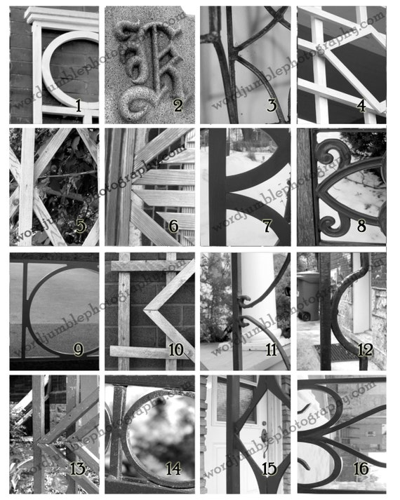 Items similar to letter k capital letter wrought iron wood for Architectural letter photos