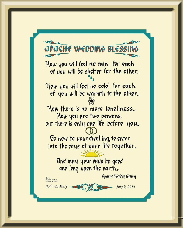 Native American Wedding Quotes