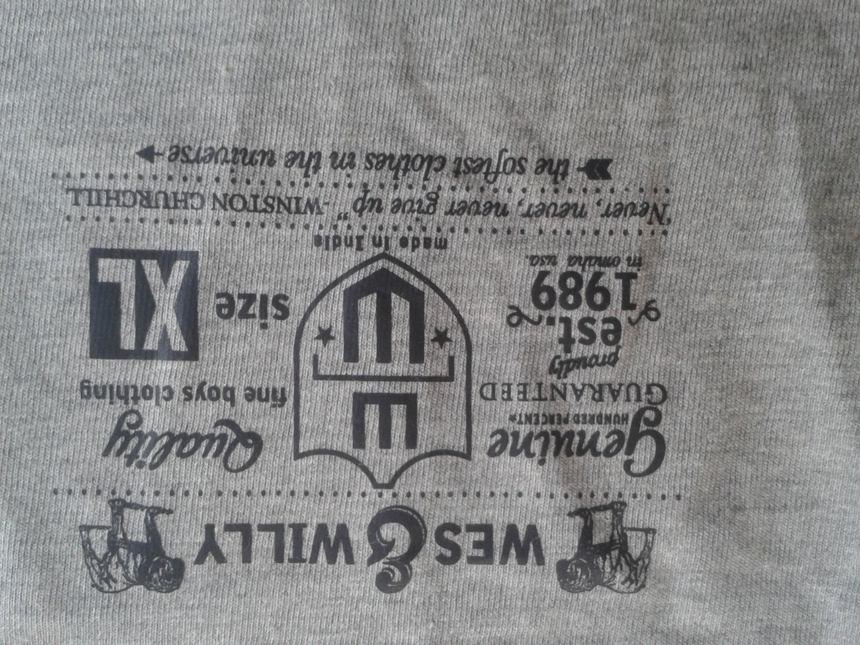 1000 heat transfer label tag less garment label tagless for Heat transfer labels for t shirts