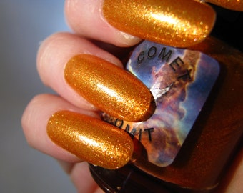 Stark Raving Mad nail polish from The Good Fight collection by Comet Vomit