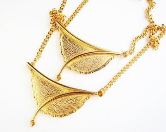 20 Gold tone vintage Modern Art Necklace settings CS211-20. Regular price 39.99 25% off now 29.99