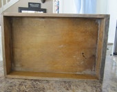Vintage Wooden Drawer