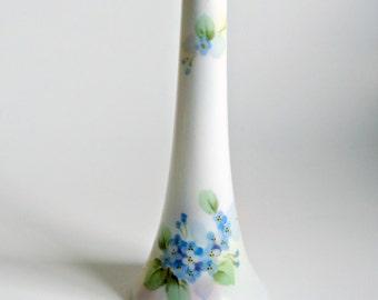 Vintage Nippon Bud Vase Handpainted 1930's
