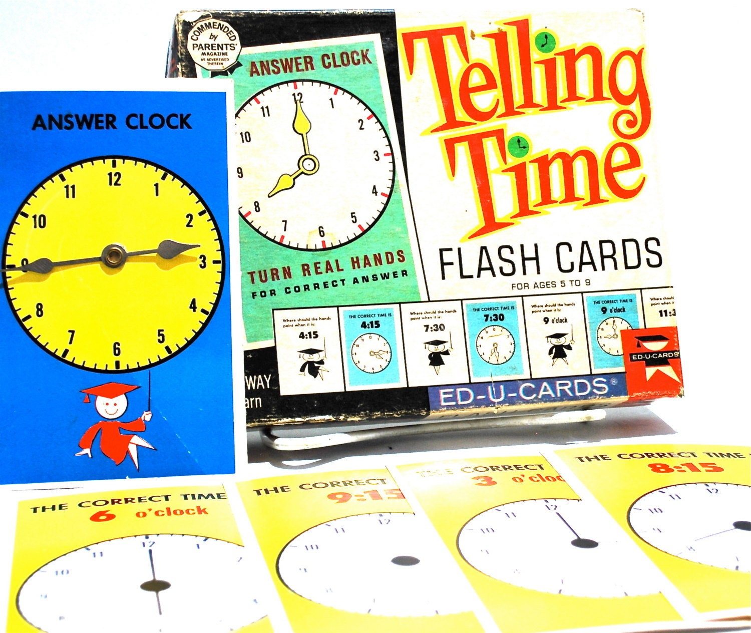worksheet Time Flash Cards clock flash cards combining like terms and distributive property telling time by ed u from wonderlandtoys on etsy il fullxfull time