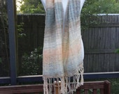 Pure Mohair Woven Scarf :...