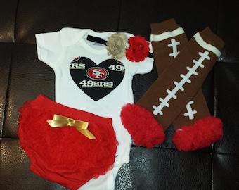 Boutique San Francisco 49ers Ultimate Set