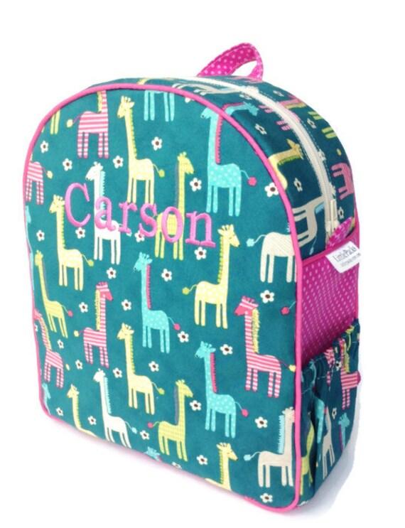 Toddler Backpack Preschool Backpack Girls Backpack Quilted