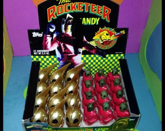 The Rocketeer Candies