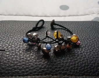 colorfulness beads bracelet Thailand handmade jewelry on Thank giving gift new collection by Nannapatt