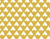 Changing Pad Cover Golden Teepee- Mustard Changing Pad- Teepee Changing Pad- Changing Pad Cover- Minky Changing Pad- Organic Changing Pad