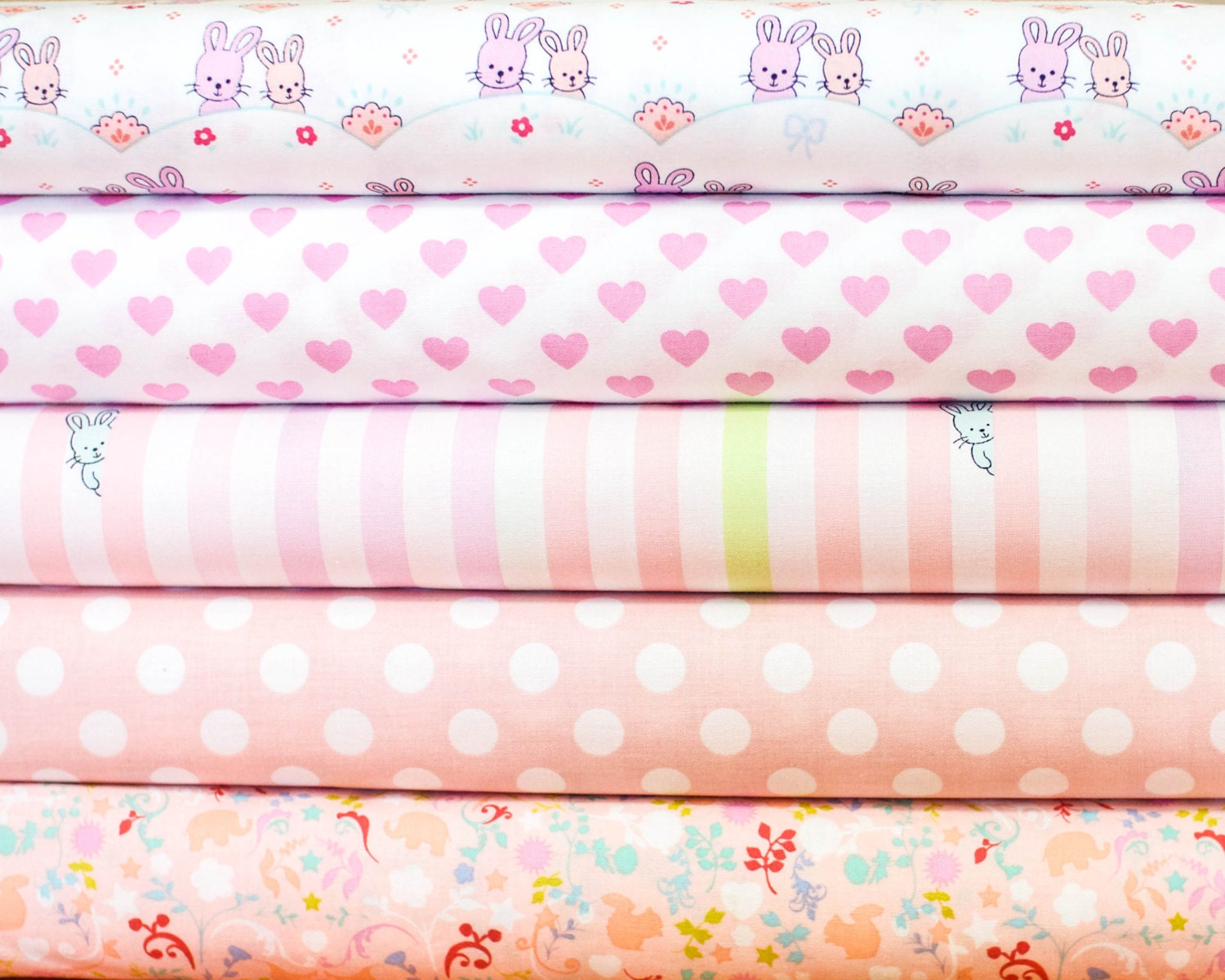 Girl fabrics have a contemporary style and cozy comfort fit for a Princess, our fabric offerings for girls capture the essence of sugar and spice and everything nice.