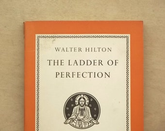 Vintage Penguin Classics Christian Book The Ladder of Perfection by Walter Hilton