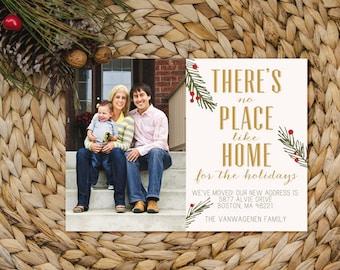 Christmas Card - No Place Like Home