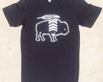 Buffalo tshirt  mens